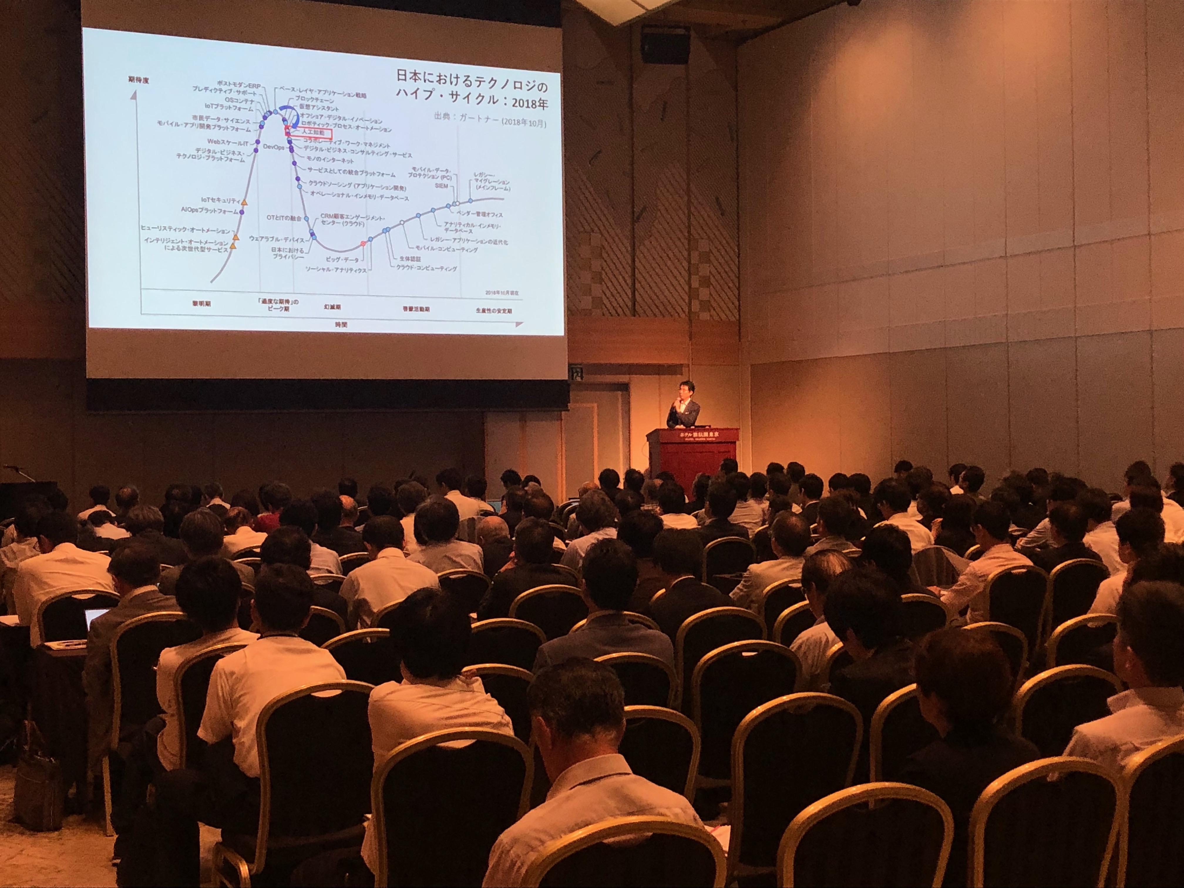 2019年5月31日開催 日経xTECH主催 人工知能サミット2019 イベントレポートを公開しました。